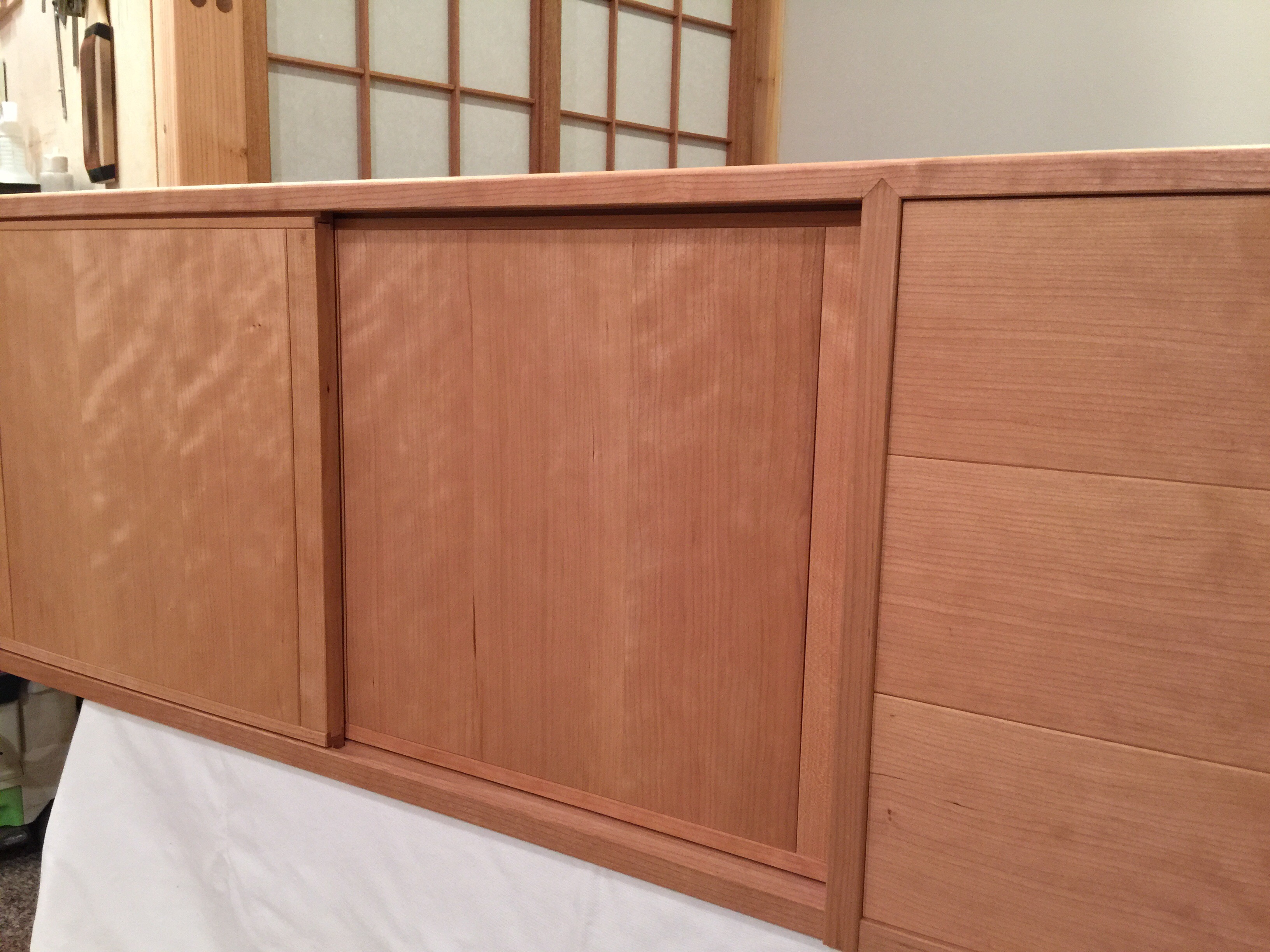 The Floating Credenza U2013 Hikido