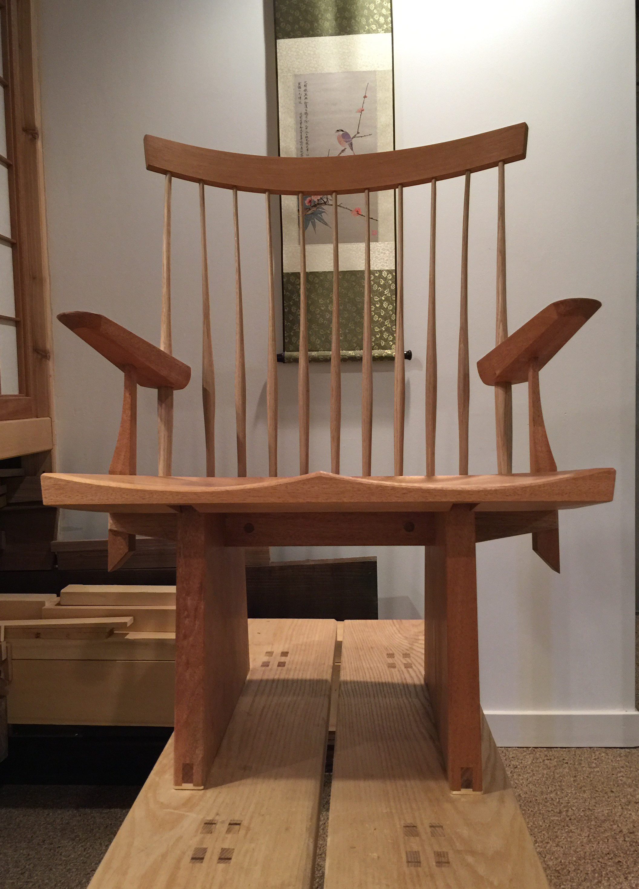 Tea House Table and Chair – Final
