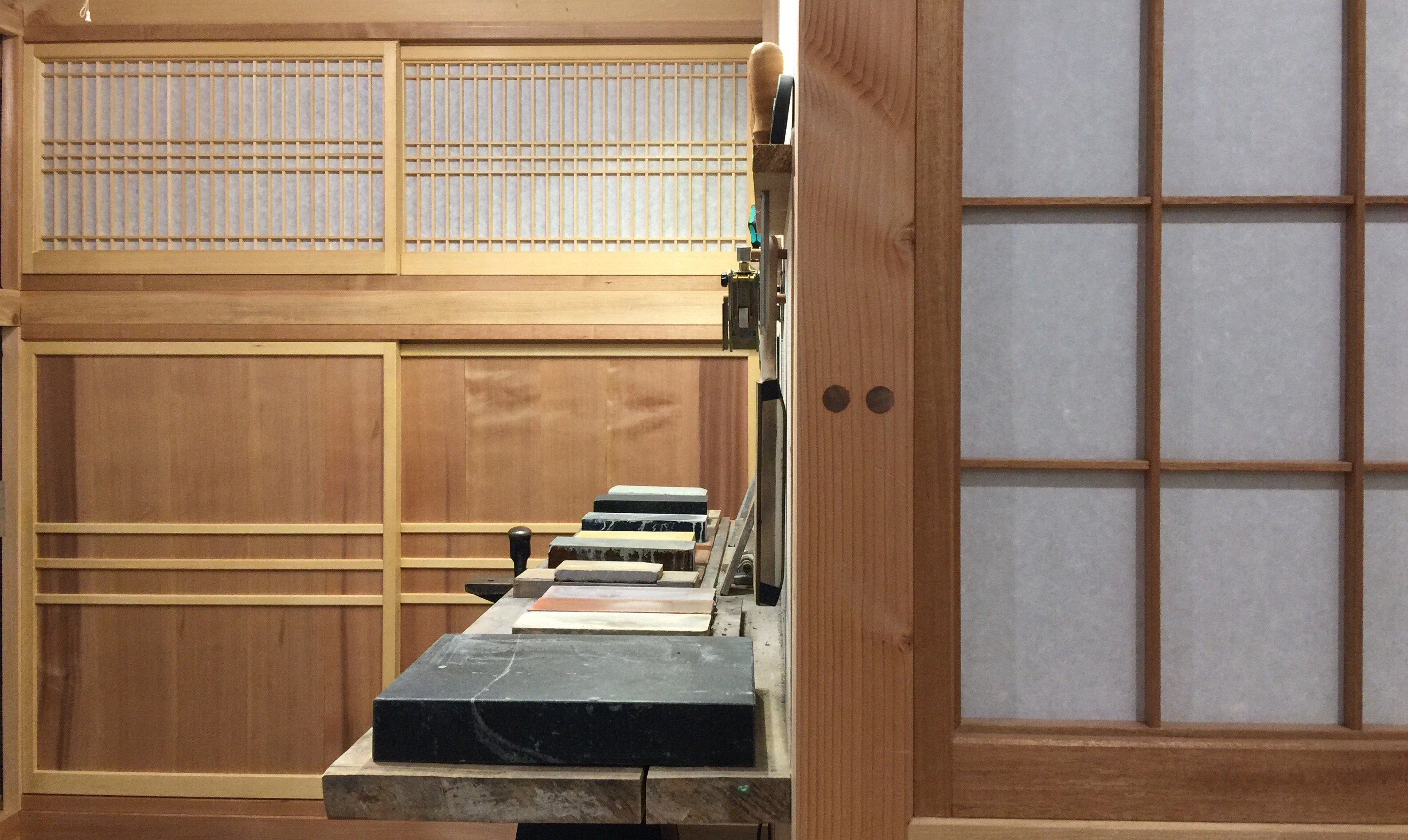 Japanese Natural Stones: A User's Perspective
