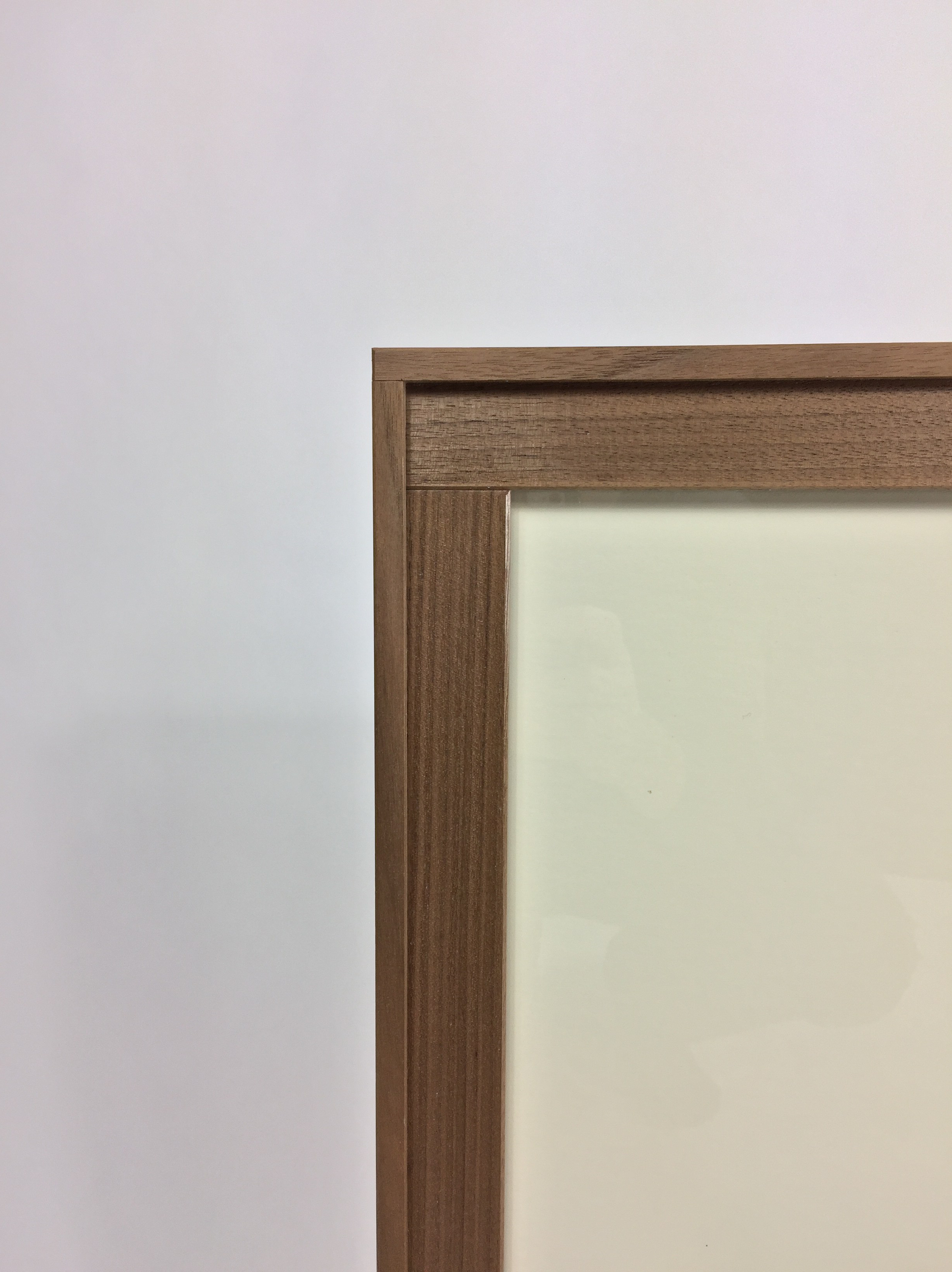 Custom Art Framing by Brian Holcombe Woodworker